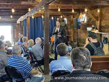 La mémoire des aînés de Chambly - Le journal de Chambly - Le Journal de Chambly