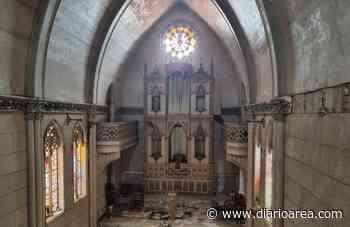 La capilla del antiguo asilo San José se llena de humedades sin que se ponga freno a su deterioro - diarioarea.com