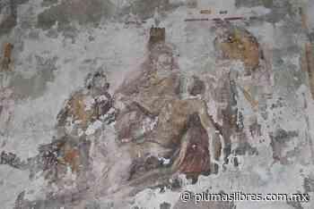 Sin rescatar los murales sacros del ex convento de San José en Orizaba - plumas libres
