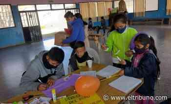 Operadores territoriales trabajan en barrio San José - El Tribuno.com.ar