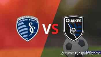 Empate a uno entre Sporting Kansas City y San José Earthquakes - TyC Sports