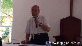 Murió obispo fundador del Seminario Mayor San José Cúcuta   Noticias de Norte de Santander, Colombia y el mundo - La Opinión Cúcuta