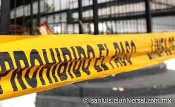 Matan a balazos a hombre en fraccionamiento San José en Soledad - El Universal