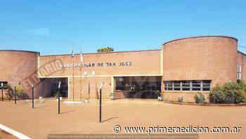 Intendente de San José se tomó licencia buscando una dirección escolar: ¿vuelve? - Primera Edicion