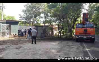 Enacal rehabilita servicio de agua en comunidad San José de El Crucero - El 19 Digital