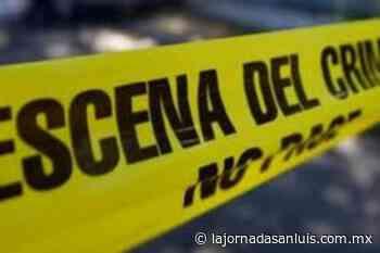 FGE investiga homicidios en San José y Valle Dorado; en el río Españita abandonaron dos cuerpos - La Jornada San Luis