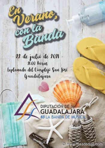 Guadaqué - Concierto de la Banda mañana en el San José - Guadaque