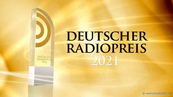 Branchenpreis: 437 Einreichungen für den deutschen Radiopreis 2021