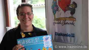 Dank NWZ-Weihnachtsaktion: Bastelspaß mit 133 Boxen der Diakonie - Nordwest-Zeitung