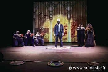 Festival d'Avignon. Samson de Bett Bailey, ou « L'esprit de la fureur, affranchi du joug de la répression » - L'Humanité