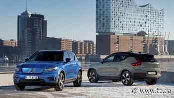 Volvo XC40 Recharge: Elektro-SUV im Test - wie ist die Reichweite? - tz.de