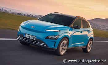 Hyundai Kona Elektro: Stromert auch lange Strecken - Autogazette