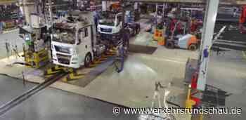 Wenn Elektro-Lkw virtuell vom Band rollen - VerkehrsRundschau