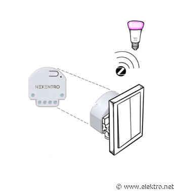 Für die Nachrüstung Funkbasierte Smart-Home-Lösung - de - das elektrohandwerk