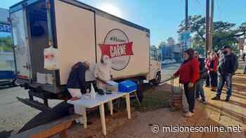 Misiones Carne | El programa estará hoy en Caraguatay, Alcázar, Campo Viera y Oberá - Misiones OnLine