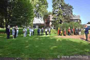 Nationale Feestdag in Halle sober gevierd - Persinfo.org