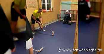 Restart beim Floorball | schwäbische - Schwäbische