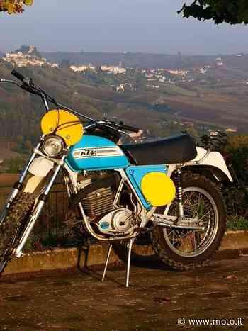 Vendo KTM 175 gs d'epoca a Casteggio (codice 8361069) - Moto.it