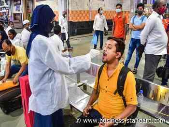 Mumbai reports 392 coronavirus cases, 10 deaths in last 24 hours - Business Standard