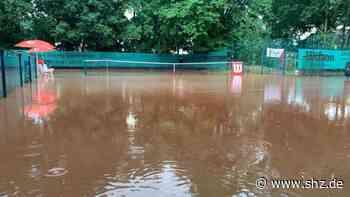 25. Midlife-Classics: Tennisturnier des TV Uetersen auch im Zeichen der Starkregen-Überflutung | shz.de - shz.de