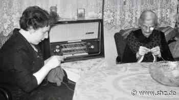 1951 – Mangel und Aufbruch: Als die Menschen in Uetersen noch abends vor dem Radio klebten | shz.de - shz.de