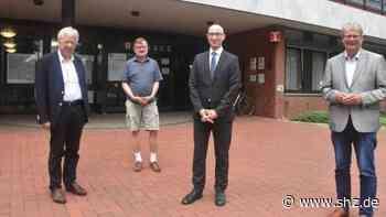 Tradition geht zu Ende: Rossmann führt sein letztes Bürgermeistergespräch in Uetersen | shz.de - shz.de