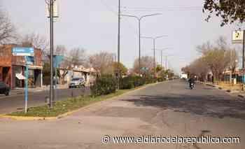 Repavimentarán casi toda la avenida 25 de Mayo en Villa Mercedes - El Diario de la República