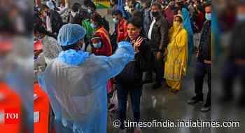 Coronavirus live updates: Maharashtra reports 7,032 Covid-19 cases in last 24 hours - Times of India
