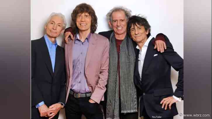 The Rolling Stones added to NOLA's 2021 Jazz Fest lineup