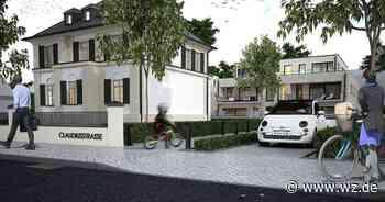 In Meerbusch soll die denkmalgeschützte Villa Jansen saniert werden - Westdeutsche Zeitung