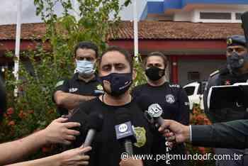 Em Manacapuru, PC-AM prende cinco pessoas envolvidas em tráfico de drogas e associação para o tráfico - Pelo Mundo DF