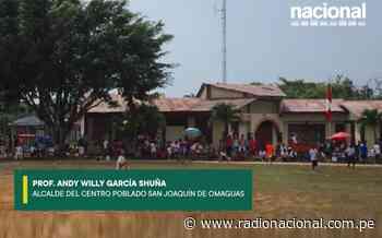 San Joaquín de Omaguas, un pueblo cargado de historia - Radio Nacional del Perú