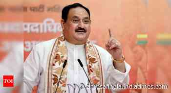 TMC's culture is to make noise, tear papers in Parliament: BJP president J P  Nadda