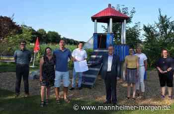 Land unterstützt Lampertheimer Vogelpark - Lampertheim - Nachrichten und Informationen - Mannheimer Morgen