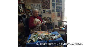 Patonga artist shares her winning ways - Central Coast Community News