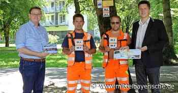 Mit neuem Wanderführer unterwegs - Region Kelheim - Nachrichten - Mittelbayerische