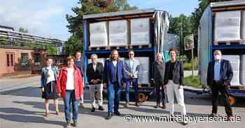 Hofreiter zu Besuch bei Kelheim Fibres - Region Kelheim - Nachrichten - Mittelbayerische