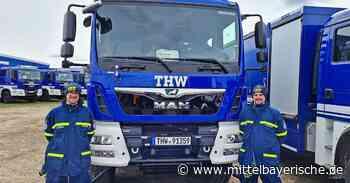 Neues Fahrzeug für das THW - Region Kelheim - Nachrichten - Mittelbayerische