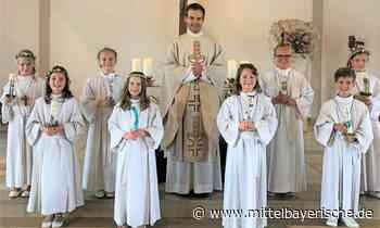 Kinder feierten erstmals am Altar - Region Kelheim - Nachrichten - Mittelbayerische