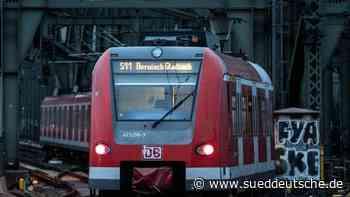"""""""Ideenzug"""": Lösungen für den Regionalverkehr der Zukunft - Süddeutsche Zeitung"""