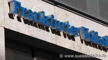 Frankfurter Volksbank investiert weiter in ihr Filialnetz - Süddeutsche Zeitung