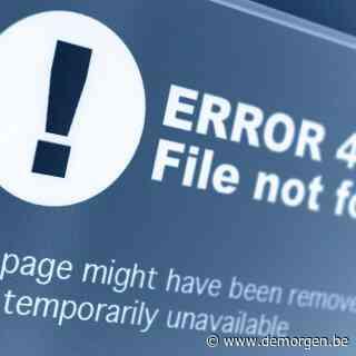 Groot aantal websites was tijdlang onbereikbaar na wereldwijde storing