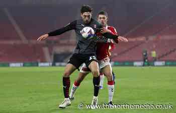 Middlesbrough set to confirm signing of Rotherham's Matt Crooks