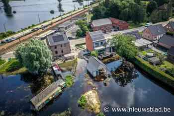 Burgemeester Herk-De-Stad kondigt vaarverbod af op waterlopen en overstroomde gebieden