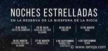 Ampliadas las rutas nocturnas en La Rioja para observar el cielo durante el verano - La Rioja
