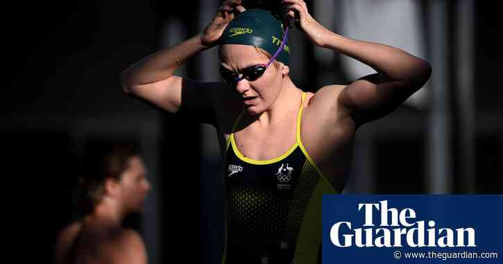 Australian swimmers eager to entertain on the eve of Olympics duel with US   Kieran Pender