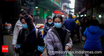 Did coronavirus escape from Wuhan lab? China vs WHO on Covid origins - Times of India