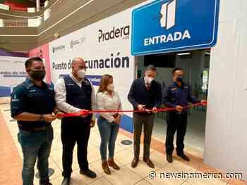 Nuevo centro de vacunación abre sus puertas en Pradera Huehuetenango - Spanish Version - Periódico Digital Centroamericano y del Caribe