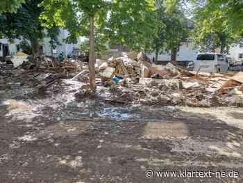 Hilfsaktion für Flutopfer: Stadt Dormagen sucht freiwillige Helfer für Aufräumarbeiten im Ahrtal - Klartext-NE.de