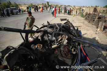 Afghanistan peace talks falter over future government arrangements